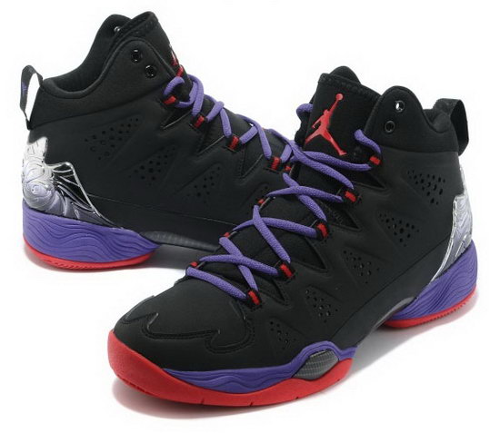 Air Jordan Melo M10 Black Purple Ireland